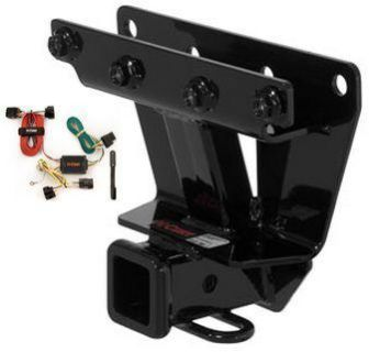 Purchase Curt Class 3 Trailer Hitch & Wiring for 2005-2006 Jeep Grand Cherokee motorcycle in Greenville, Wisconsin, US, for US $146.10