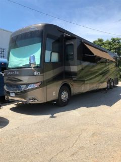 2016 Newmar London Aire 4503
