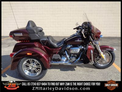 2019 Harley-Davidson Tri Glide Ultra 3 Wheel Motorcycle Greensburg, PA