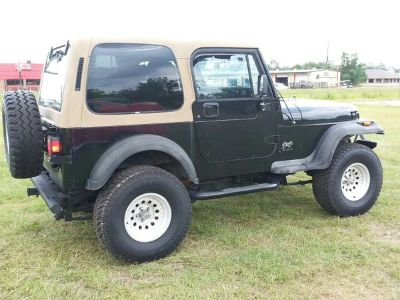 93 JEEP 4X4 BLOW OUT HARD AND SOFT TOP