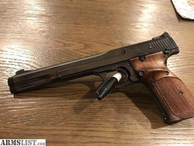 "For Sale: S&W Model 41 - 7 3/8"" - 1959"
