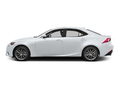 2015 Lexus IS 250 (Ultra White)