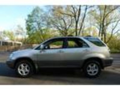 2002 lexus rx 300 garage kept