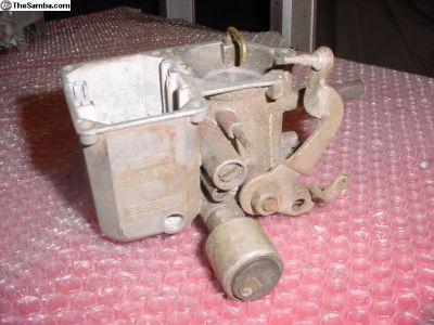 Used Carburetor 34 Pict-3 For Parts