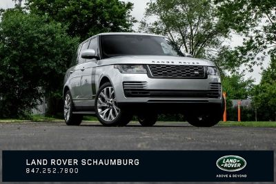 2019 Land Rover Range Rover 3.0L V6 Supercharged HSE (Indus Silver Metallic)