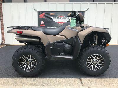 2019 Suzuki KingQuad 750AXi Power Steering SE+ Utility ATVs Greenville, NC