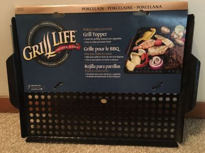 Grill screen for delicate items