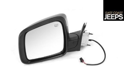 Sell 12046.41 OMIX-ADA Left Side Heated Mirror For 11-13 Jeep Grand Cherokee By motorcycle in Smyrna, Georgia, US, for US $125.48
