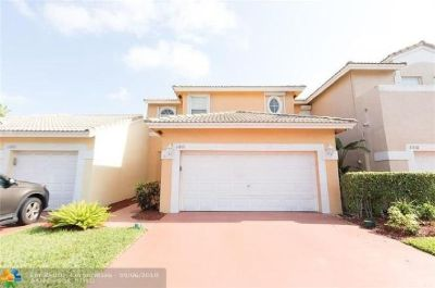 THIS IS A BEAUTIFUL, SPACIOUS 3 BEDROOM 2 1/2 BATH 2 CAR GARAGE TOWN HOME IN A GATED COMMUNITY.