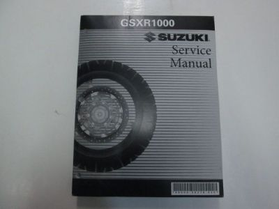 Purchase 2005 Suzuki GSXR1000 Service Repair Shop Manual WORN STAINS FACTORY OEM DEAL *** motorcycle in Sterling Heights, Michigan, United States, for US $59.95