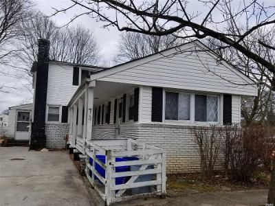 3 Bed 3 Bath Foreclosure Property in Amityville, NY 11701 - Nathalie Ave