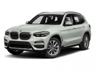 2018 BMW X3 xDrive30i (Mineral White Metallic)