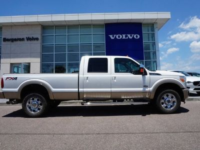 2012 Ford RSX King Ranch (Oxford White)