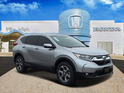 2019 Honda CR-V EX-L (Silver Metallic)