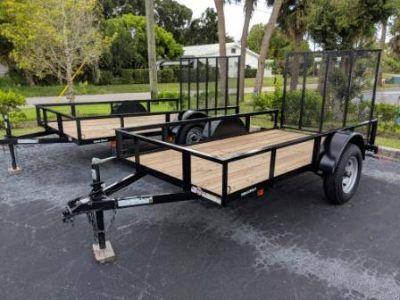 2018 Triple Crown 5X10 Utility Utility Trailers Fort Pierce, FL