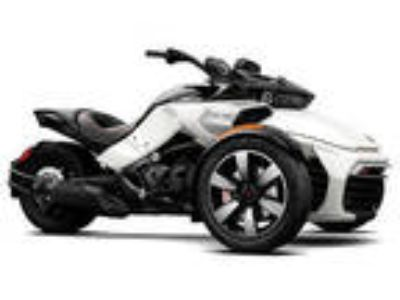 2016 CAN-AM Spyder F3-S 6-Speed Semi-Automatic SE6