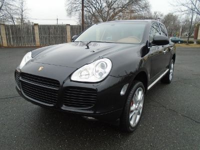 2003 Porsche Cayenne Turbo 6-Speed Automatic
