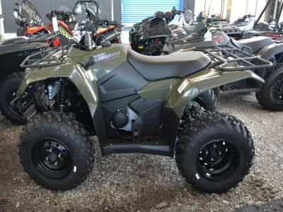 2019 Suzuki KingQuad 400ASi Utility ATVs Clearwater, FL