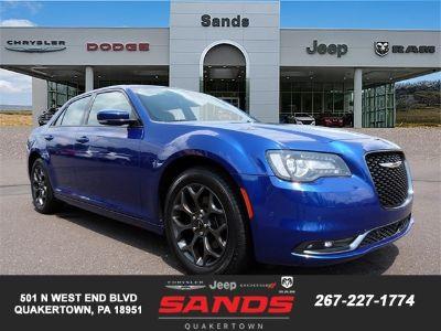 2018 Chrysler 300 S V6 (Ocean Blue Metallic)