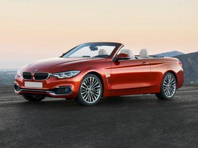 2018 BMW 4 Series 430i (White)