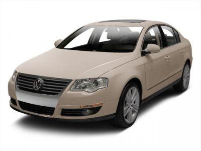 2010 Volkswagen Passat Komfort PZEV (Reflex Silver Metallic)