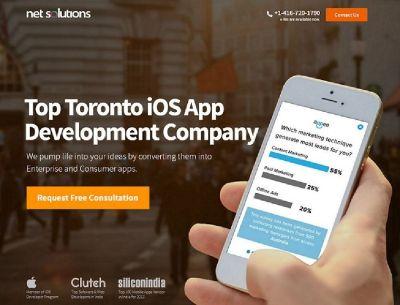 Best iOS App Development Company in Toronto