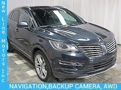 2015 Lincoln MKC AWD NAVIGATION ALLOY WHEELS BACKUP CAMERA