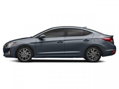 2019 Hyundai Elantra SE (Machine Gray)