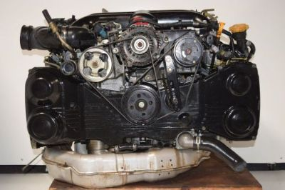 Purchase JDM Subaru Legacy BP5 EJ20X AVCS Engine EJ20 Turbo FORESTER XT REPLACEMENT EJ25 motorcycle in Franklin Park, Illinois, United States, for US $1,495.00
