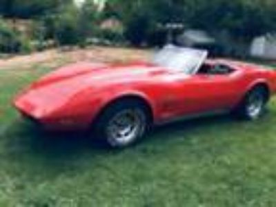1974 Chevrolet Corvette LS1 1974 Corvette 4 speed Convertible with LS1