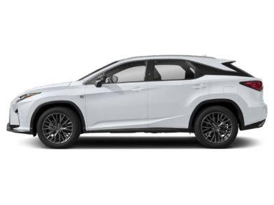 2019 Lexus RX 350 (Ultra White)
