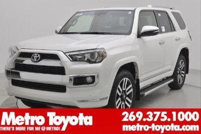2018 Toyota 4Runner SR5 (Blizzard_pearl)
