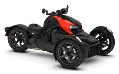 2019 Can-Am Ryker 600 ACE 3 Wheel Motorcycle Kenner, LA