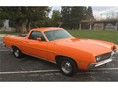 1971 Ford Ranchero