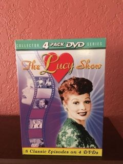The Lucy Show DVD