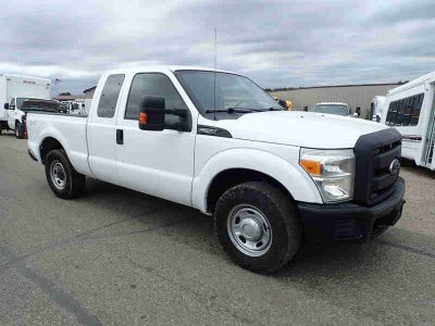 2013 Ford F-250 Super Duty 4x4