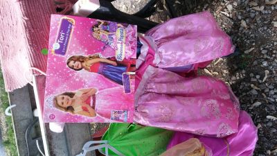 New Barbie Princess & Popstar Halloween Costume