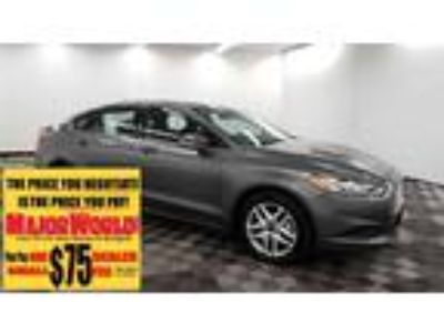 $13500.00 2014 FORD Fusion with 47013 miles!