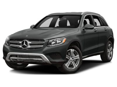 2018 Mercedes-Benz GLC GLC 300 (designo Cardinal Red Metallic)