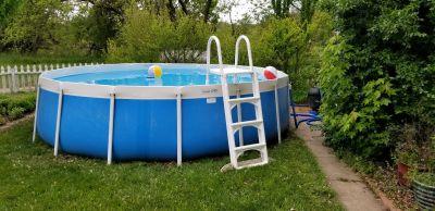 Summer Ready Swimming Pool