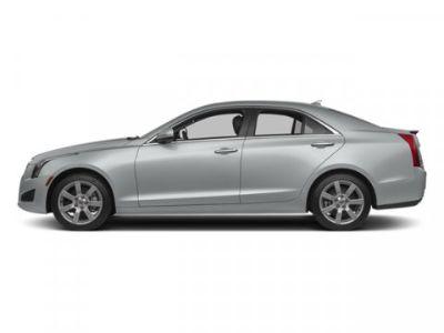 2013 Cadillac ATS 2.0T Performance (Radiant Silver Metallic)