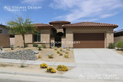 3 bedroom in Palm Desert