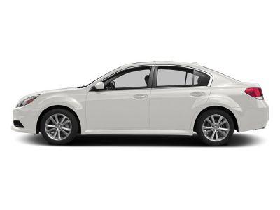 2014 Subaru Legacy 2.5i Premium (Satin White Pearl)