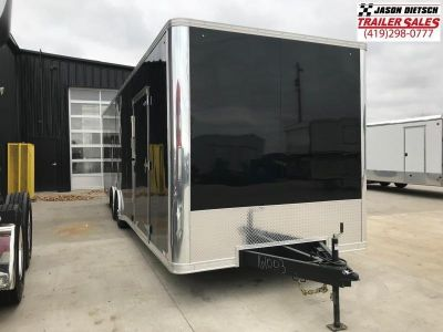2019 United Trailers XLT 8.5X28 EXTRA HEIGHT Car / Racing T