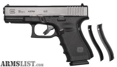 For Sale: Glock 19 Gen4