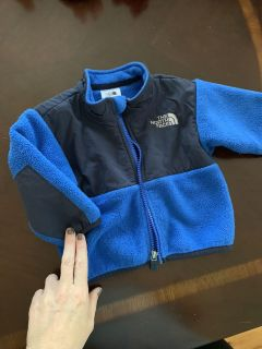 Baby NorthFace 3-6 mos; great condition; $18