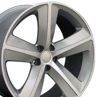 Purchase One 20x9 Silver Challenger Wheel Fits Dodge B1W motorcycle in Sarasota, Florida, United States, for US $152.25