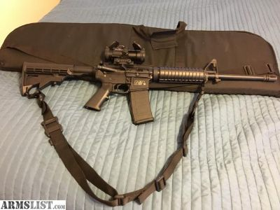For Sale: Smith & Wesson M&P 15 sport II