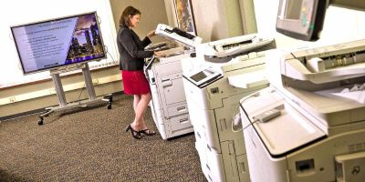 Canon, Xerox, Ricoh, Konica Office Copiers - Lease Or Buy For Less