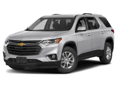 2019 Chevrolet Traverse LT w/3LT FWD (Irid Pearl)